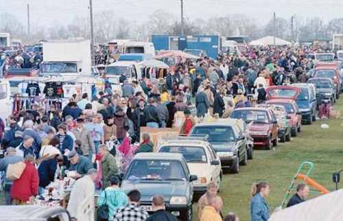 Car Boot Sales Near Portsmouth